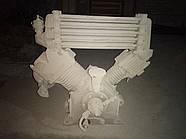 Компрессор 1750 л\мин ПКС 1.75 компрессорная головка, фото 2