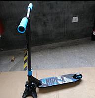 Трюковый cамокат Viper HIPE - X синий