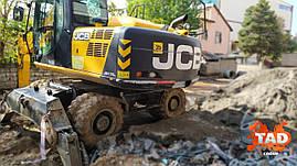 Колесный экскаватор JCB JS175W (2015 г), фото 3