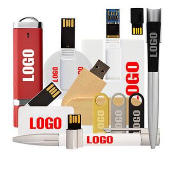 USB Флеш-накопители (флешки) под брендирование