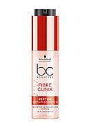 Концентрат для восстановления волос Schwarzkopf BC Fibre Clinix Peptide Repair Booster 45 мл