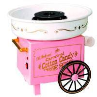 Аппарат для пригот. сахарной ваты большой Candy Maker (w-83) (4)