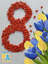 """Милые девушки и женщины!!Компания ООО """"Ювента Агрохим"""", искренне поздравляет, Вас с праздником весны - 8 марта!"""