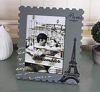 Фоторамка почтовая марка — Париж GM81-3553