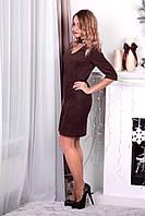 Платье нарядное для кормления грудью ХЛ, фото 1