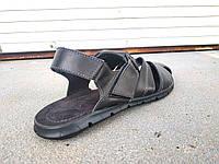 Мужские кожаные сандалии большие размеры 46-50 р-р, фото 1