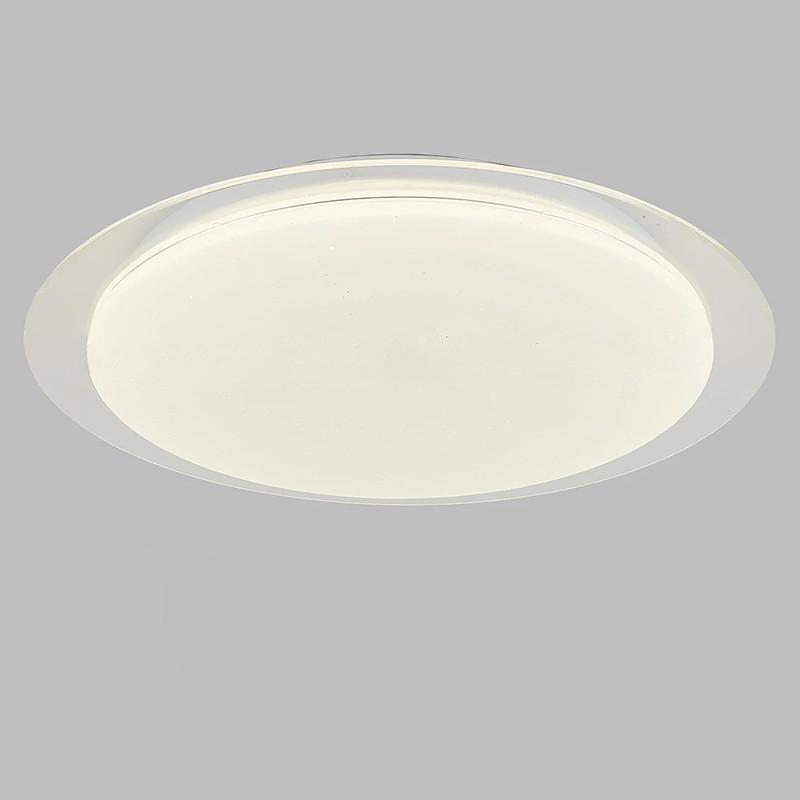 Люстра светодиодная  NM-814692-M 54W+пульт, цвет белый