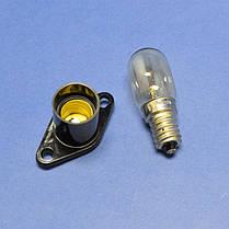 Лампочка в корпусе для микроволновой печи 20W, фото 2