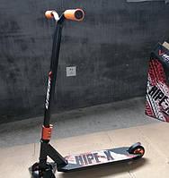 Трюковый cамокат Viper HIPE - X оранжевый