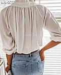 """Жіноча блузка """"Морозиво"""" від Стильномодно, фото 3"""