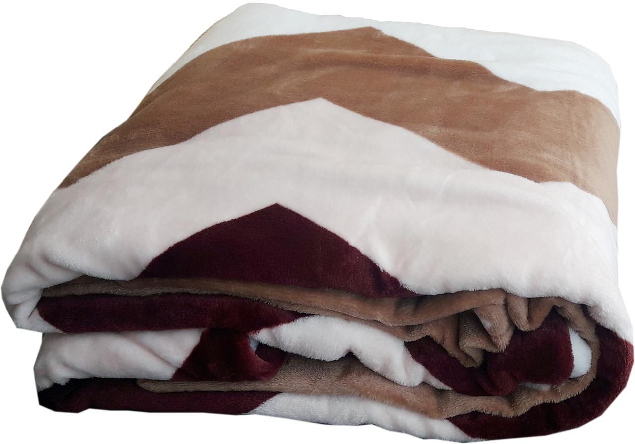 Покрывало на кровать «Зигзаг» - 180х215, СОНЯ ТЕКС