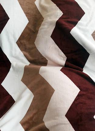 Покрывало на кровать «Зигзаг» - 180х215, СОНЯ ТЕКС, фото 2