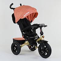 Велосипед детский трехколесный Best Trike 9500-9035 персиковый