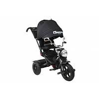 Велосипед детский трехколесный Chopper Trike черный