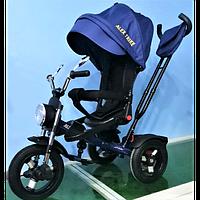 Велосипед детский трехколесный Chopper Trike синий
