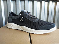 Мужские кроссовки сетка летние больших размеров 46-50 р-р, фото 1