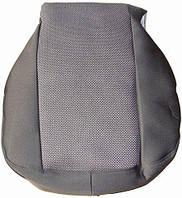 Чохол подушки сидіння МТЗ КК (чорний) на синтепоні 70-6803020