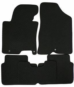 Коврики на Kia Ceed 2012-2018. Автоковрики EVA. 5дв.HB. 5 шт. Star-Tex.