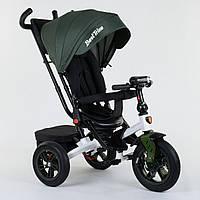 Велосипед детский трехколесный Best Trike 9500-2265 зеленый