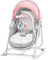 Крісло - гойдалка Kinderkraft Unimo 5 в 1 Pink