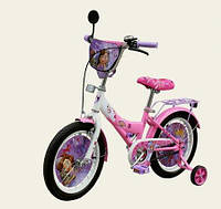Детский двухколесный велосипед Sofiya Prekrasnaya колеса 18