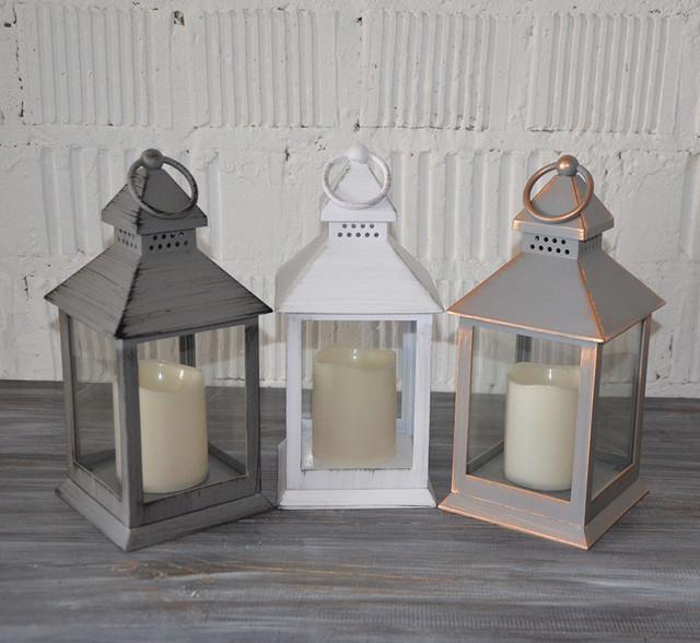Декоративний лід світильник