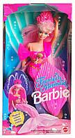 Коллекционная кукла Барби Русалка Barbie Fountain Mermaid 1993 Matttel 10393, фото 1