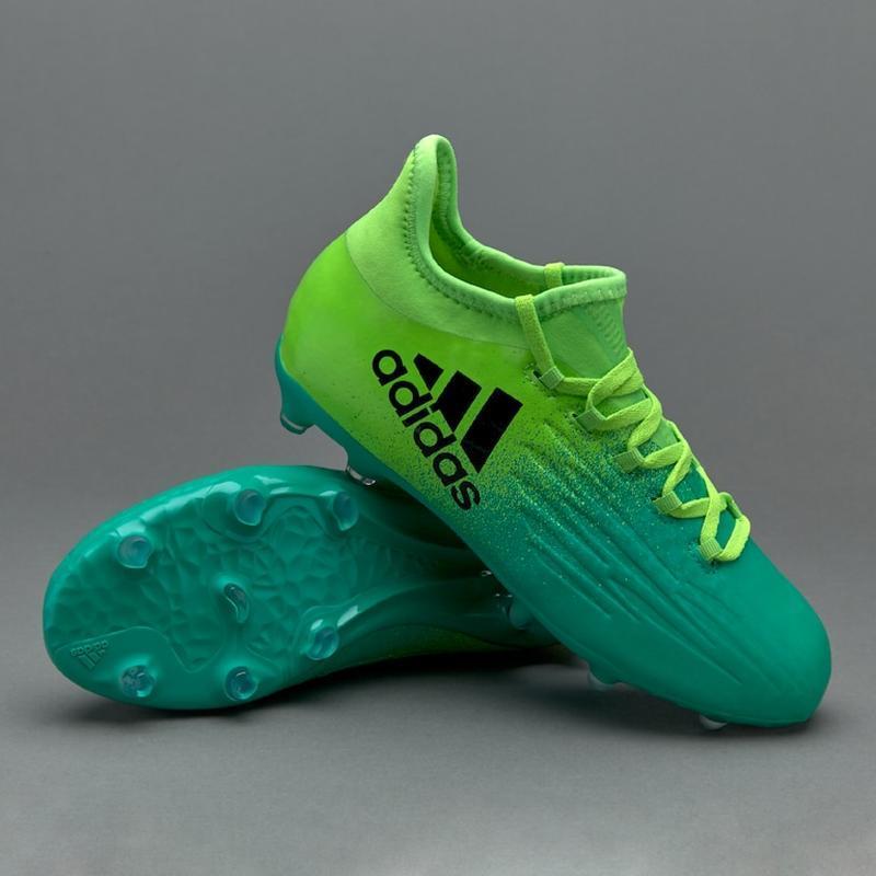 Дитячі футбольні бутси Adidas X 16.1 FG J. Оригінал.