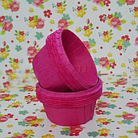 Капсула для кексов (ярко-розовая) №14 (25 шт.)