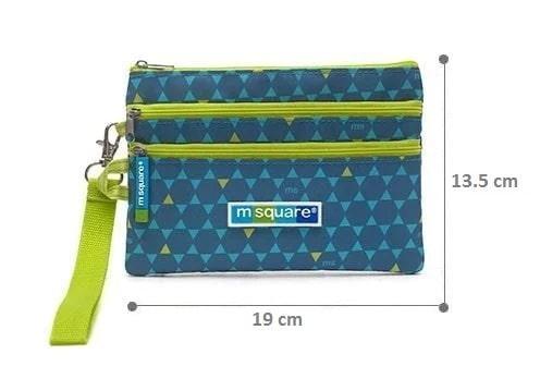 Розміри дорожнього гаманця M Square