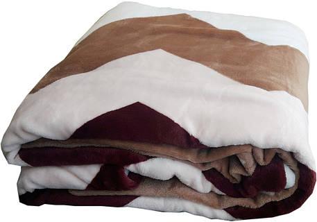 Покрывало на кровать «Зигзаг» - 200х220, СОНЯ ТЕКС, фото 2