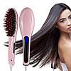 Расческа-выпрямитель Fast Hair Straightener / Электрическая расческа выпрямитель, фото 2