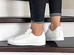Жіночі кросівки Adidas Stan Smith (білі) 9081, фото 3