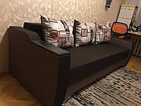 Прямой диван Кама Провентус Орфей-1  220x87 см Коричневый, фото 1