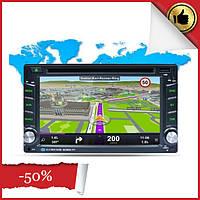 6002B DVD GPS Android Автомагнитола 2DIN