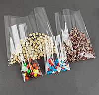 Полипропиленовые пакеты для упаковки 18 x 25 см (уп-100 шт)