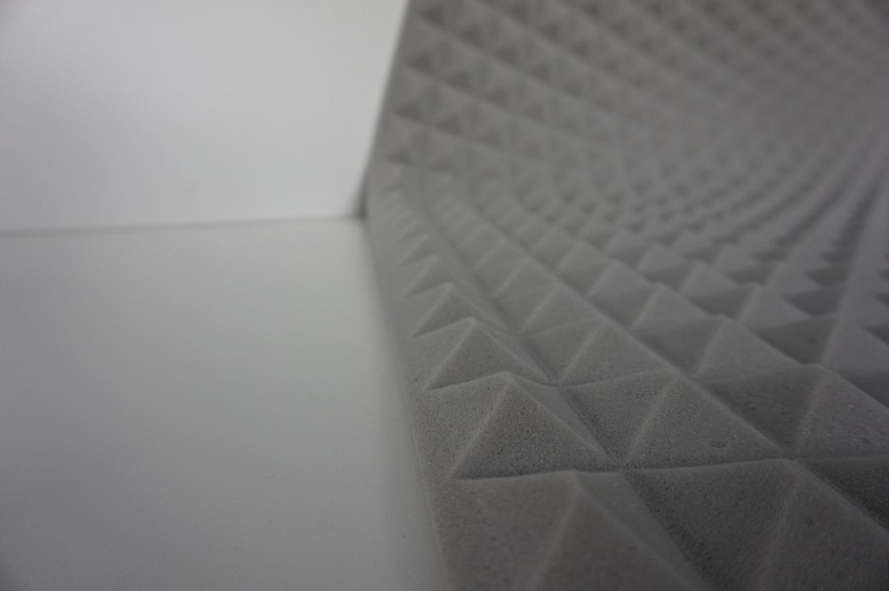 Шумоизоляция светло-серая 30 мм , 2м*1м