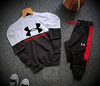 Спортивный костюм Under Armour черно-белого цвета
