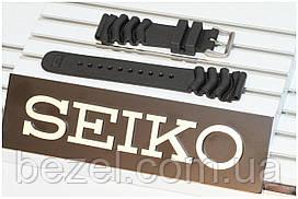ОРИГИНАЛЬНЫЙ каучуковый ремешок 4F24ZZ 4FY8JZ для часов Seiko SKX007/171/173/007/009/011  SKA293/291 (22ММ)