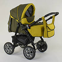 Коляска-трансформер для ребенка Viki Karina A 86-01-02