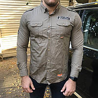 Superdry Miltary Storm Shirt Green