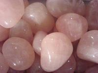 Розовый кварц(цена за 1 шт)
