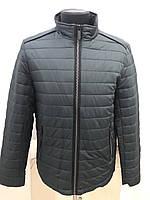 Куртка мужская демисезонная DSGdong 8355 52 Черная