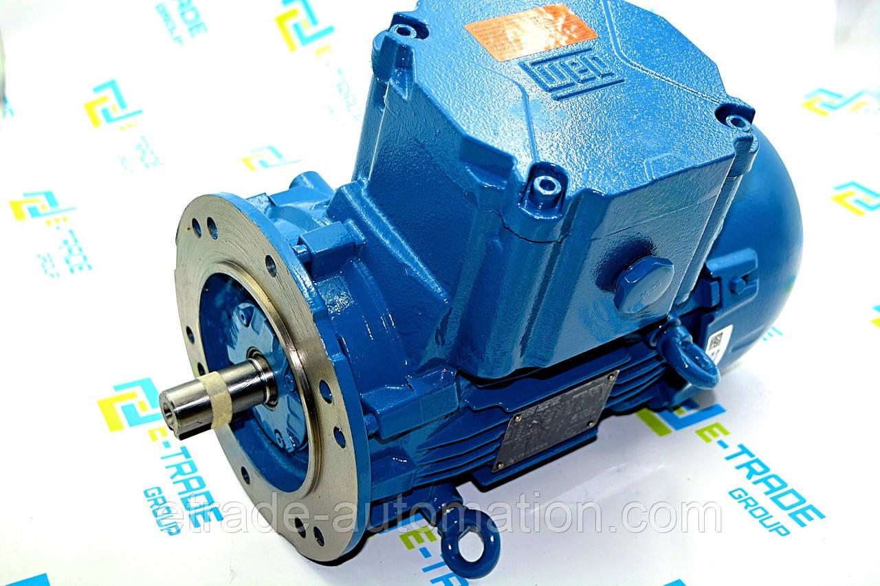 Двигатель WEG W22Xdb