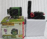 Лазерний рівень Procraft LE-3G (12 зелених ліній), фото 4