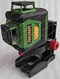 Лазерний рівень Procraft LE-3G (12 зелених ліній), фото 7
