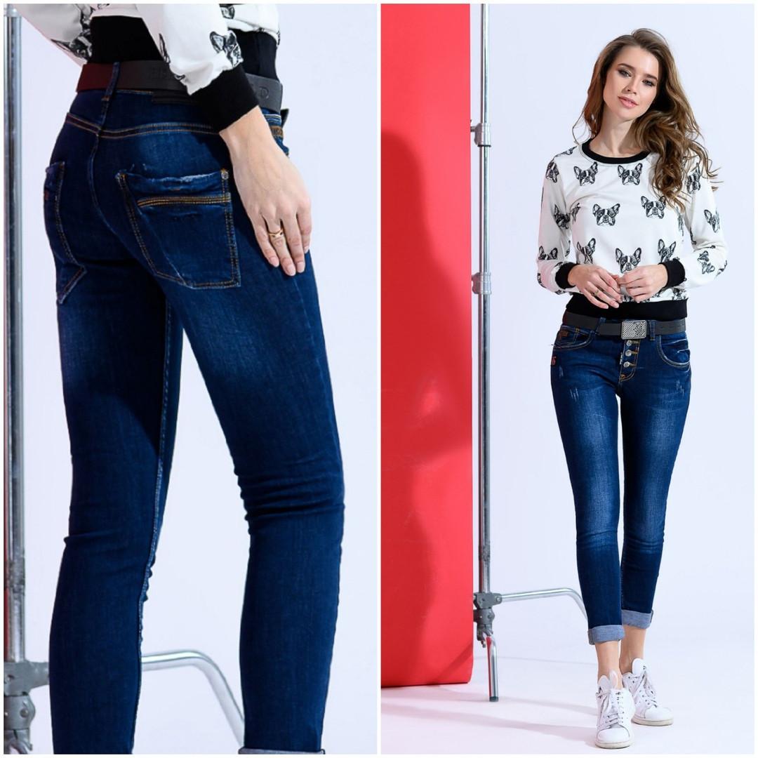 Джинсы женские стрейчевые стрейч джинс Турция размеры: 25,26,27,28,29,30
