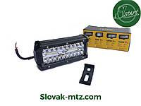 Светодиодная LED фара 120Вт (Сверхяркие светодиоды 3w x40шт)