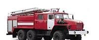 Гидравлика Hyva на пожарные автомобили с алюминиевым баком