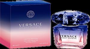 Женская туалетная вода Versace Bright Crystal Limited Edition (легкий, чарующий аромат)   Реплика, фото 2